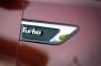 2014 Kia Optima Sedan SX Fender Badge Detail