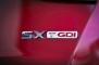 2014 Kia Optima Sedan SX Rear Badge