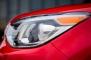 2014 Kia Soul Wagon ! Headlamp Detail