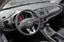 2013 Kia Sportage 4dr SUV Dashboard