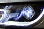 2014 Land Rover Range Rover Sport SE 4dr SUV Headlamp Detail