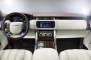 2013 Land Rover Range Rover Supercharged 4dr SUV Dashboard