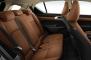 2014 Lexus CT 200h 4dr Hatchback Rear Interior