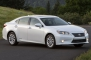 2013 Lexus ES 300h Sedan Exterior