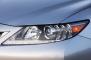 2013 Lexus ES 350 Sedan Headlamp Detail