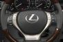 2013 Lexus ES 350 Sedan Steering Wheel Detail
