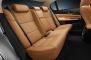 2013 Lexus GS 350 Sedan Rear Interior