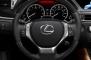 2013 Lexus GS 350 Sedan Steering Wheel Detail