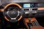 2013 Lexus GS 450h Sedan Dashboard