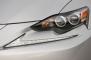 2014 Lexus IS 250 Sedan Headlamp Detail