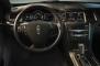2014 Lincoln MKS Sedan Steering Wheel Detail
