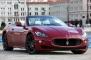 2013 Maserati GranTurismo Convertible Sport Convertible Exterior