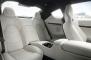 2013 Maserati GranTurismo Sport Coupe Rear Interior