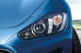 2013 Maserati GranTurismo Sport Coupe Headlamp Detail