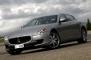 2014 Maserati Quattroporte S Q4 Sedan Exterior