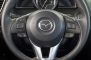 2014 Mazda MAZDA3 s Grand Touring Sedan Steering Wheel Detail