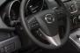 2014 Mazda MAZDA5 Grand Touring Passenger Minivan Steering Wheel Detail