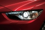2014 Mazda MAZDA6 i Grand Touring Sedan HEadlamp Detail