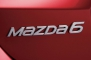 2014 Mazda MAZDA6 i Grand Touring Sedan Rear Badge