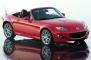 2012 Mazda MX-5 Miata Grand Touring Convertible Exterior