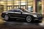 2013 Mercedes-Benz CL-Class CL600 Coupe Exterior