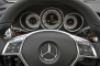 2013 Mercedes-Benz CLS-Class CLS550 Sedan Steering Wheel Detail