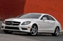 2013 Mercedes-Benz CLS-Class CLS550 Sedan Exterior Shown