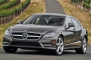 2013 Mercedes-Benz CLS-Class CLS550 Sedan Exterior