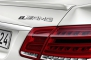 2014 Mercedes-Benz E-Class Sedan E63 AMG Rear Badge