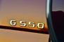 2014 Mercedes-Benz G-Class G550 4dr SUV Rear Badge