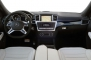 2013 Mercedes-Benz M-Class ML63 AMG 4dr SUV Dashboard