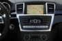 2013 Mercedes-Benz M-Class ML63 AMG 4dr SUV Center Console