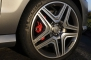 2013 Mercedes-Benz M-Class ML63 AMG 4dr SUV Wheel