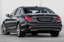 2014 Mercedes-Benz S-Class S550 Sedan Exterior