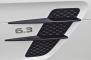 2013 Mercedes-Benz SLS AMG GT Convertible Fender Vent Detail