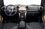 2012 MINI Cooper Countryman Wagon Dashboard