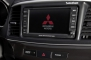 2014 Mitsubishi Lancer Evolution MR Sedan Center Console