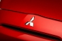 2014 Mitsubishi Mirage ES 4dr Hatchback Front Badge