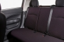 2014 Mitsubishi Mirage ES 4dr Hatchback Rear Interior