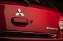 2014 Mitsubishi Mirage ES 4dr Hatchback Rear Badge