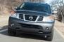 2012 Nissan Armada Platinum 4dr SUV Exterior