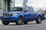 2014 Nissan Frontier SV Extended Cab Pickup Exterior
