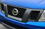 2014 Nissan Frontier SV Extended Cab Pickup Front Badge