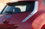 2014 Nissan Leaf SL 4dr Hatchback Rear Badge