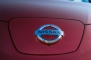 2014 Nissan Leaf SL 4dr Hatchback Front Badge