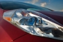 2014 Nissan Leaf SL 4dr Hatchback Headlamp Detail