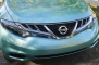 2013 Nissan Murano CrossCabriolet Convertible SUV Front Badge