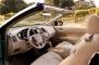 2013 Nissan Murano CrossCabriolet Convertible SUV Interior