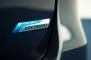 2014 Nissan Pathfinder SV Hybrid 4dr SUV Rear Badge