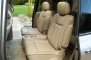 2014 Nissan Quest SV Passenger Minivan Rear Interior